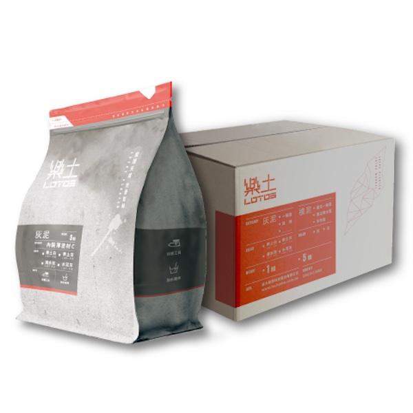 樂土灰泥一箱(5kgx4包) 薄層修飾,樂土,灰泥
