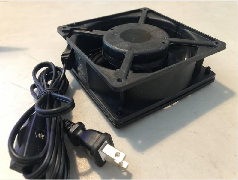 AC強力風扇 安全帽架