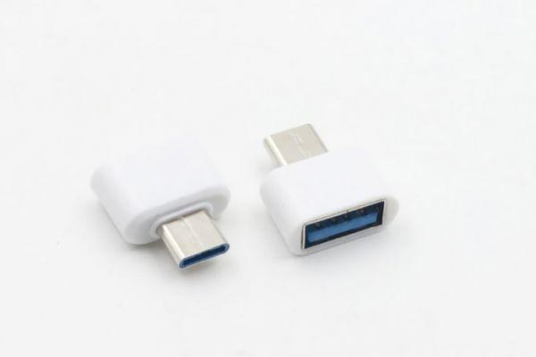 Type-c轉USB讀卡機 Type-c轉USB讀卡機 OTG轉接頭 可連接手機 轉接