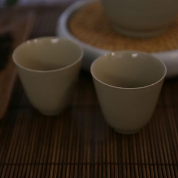 禪風草木灰陶器茶杯 泡茶器具 小高杯 聞香杯 禪風草木灰陶器茶壺 泡茶器具 聞香杯 小高杯