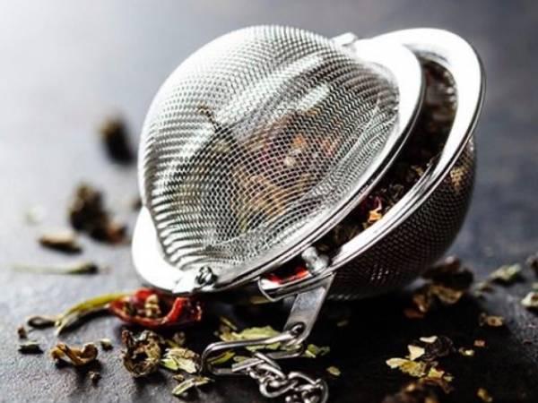 沖茶濾網球 沖茶濾網球 304不鏽鋼茶葉過濾網球