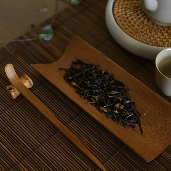手工竹製茶則三件組  茶則 茶匙 掛架  竹製茶則三件組   茶則茶匙掛架