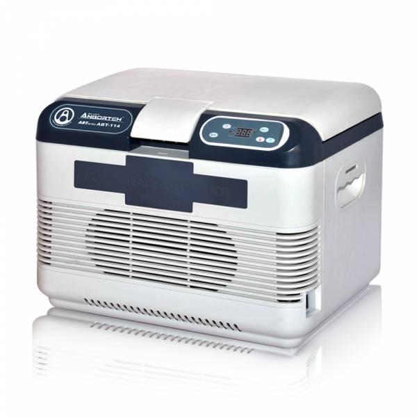 【安伯特】數位溫控 行動冰箱(不含變壓器)冷熱兩用迷你車用冰箱/保溫箱/保冷箱-攜帶型【DouMyGo汽車百貨】
