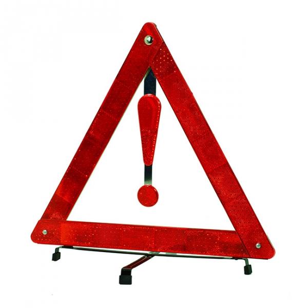可摺疊三角警示架 故障標誌 警告標示 故障警示牌 三角故障牌 故障警示燈【DouMyGo汽車百貨】 可摺疊三角警示架,故障標誌,警告標示,故障警示牌,三角故障牌,故障警示燈