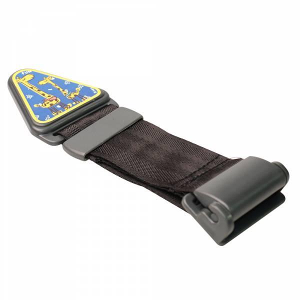 歡樂扣 車用兒童安全帶調整固定器(1入)三色可選 汽車安全座椅【DouMyGo汽車百貨】