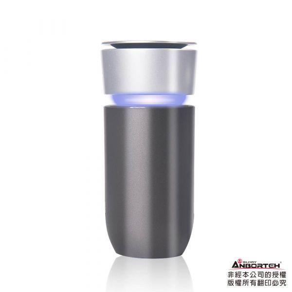 【買一送一】神波源 炫彩空氣清淨機 USB充電 負離子淨化【DouMyGo汽車百貨 神波源,炫彩,空氣,清淨機,USB充電,負離子淨化