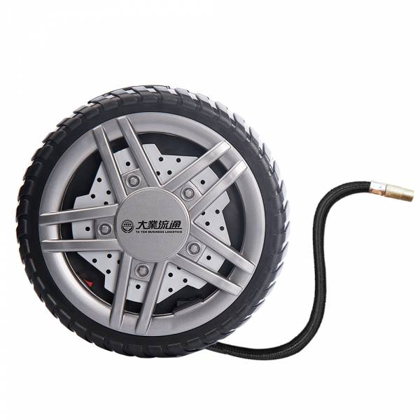 悍馬輪胎打氣機(LED照明/測胎壓/打氣機-三合一)銅線金屬電機 耐高溫壽命長【DouMyGo汽車百貨】