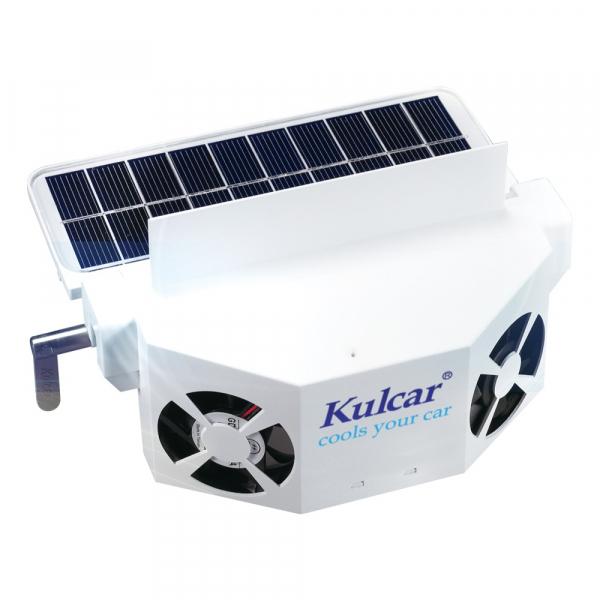 【免運可超取】正版原廠 安伯特 汽車散熱器 Kulcar太陽能散熱器 夏天 降溫 散熱 窗掛式 免插電 免安裝 【DouMyGo汽車百貨】 安伯特,Kulcar,降溫,高溫,散熱器,太陽能