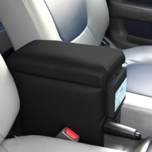 轎車專用中央扶手(黑色) 轎車前座扶手置物箱 汽車車用扶手 汽車扶手 飲料架 置物盒