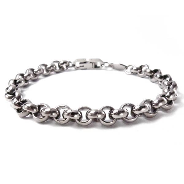 Heavy Metal I - Bracelet titanium germanium jewelry,bracelet,chains,bangles,couple bracelet,blood circulation,magnetite,La Jolla,neck strain,shoulder pain,massage,healthy,light, sedentary,prolonged standing,healthy,varices,ge