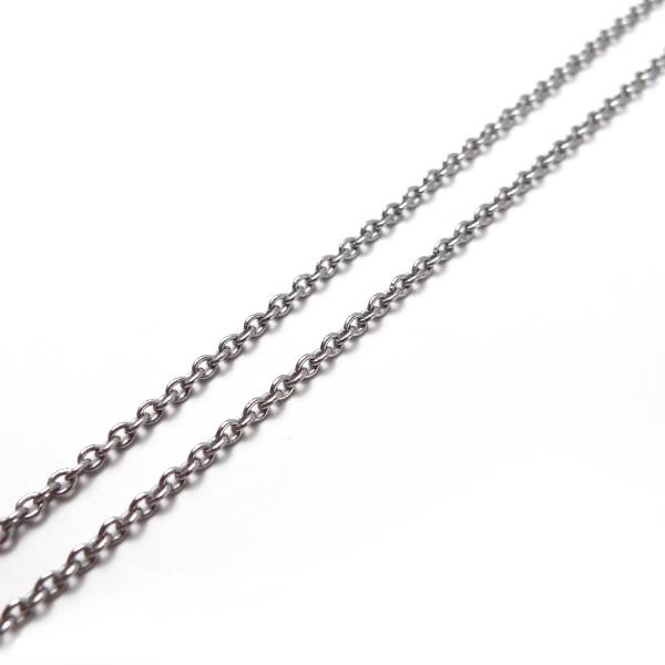 P Chains - Single Cable - 45 cm titanium germanium jewelry,necklace,pendant,couple necklace,blood circulation,magnetite,La Jolla,neck strain,shoulder pain,massage,healthy,light, sedentary,prolonged standing,healthy,varices,father's