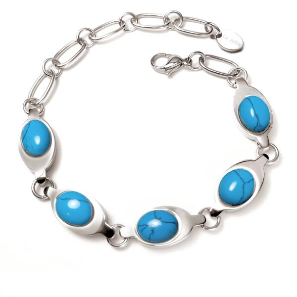 Taj Mahal - Turquoise - Bracelet titanium germanium jewelry,bracelet,chains,bangles,couple bracelet,blood circulation,magnetite,La Jolla,neck strain,shoulder pain,massage,healthy,light, sedentary,prolonged standing,healthy,varices,ge