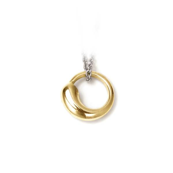 Protector - 18k Gold - Pendant Titanium ring,rings,engagement rings,valentine's day gift,daily apparel,gem,light,Christmas gift,lucky charm,girlfriend,boyfriend,accessorries,propose