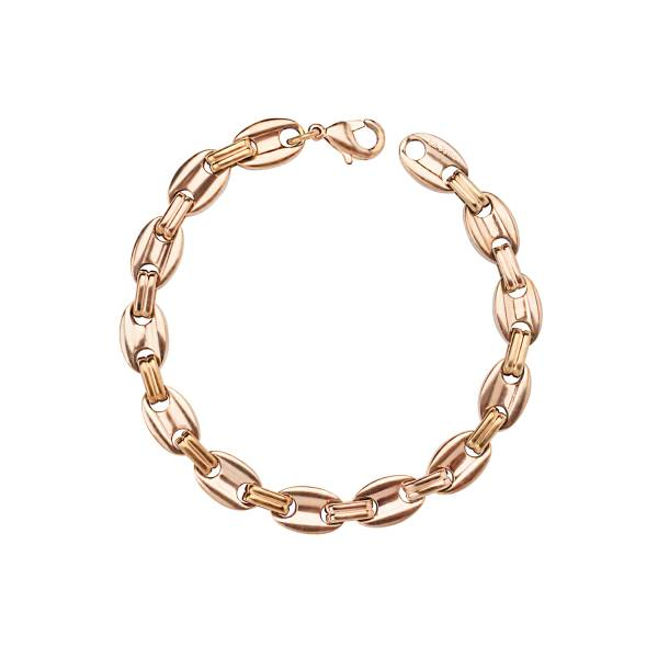 Venus - Rose Gold - Bracelet titanium germanium jewelry,bracelet,chains,bangles,couple bracelet,blood circulation,magnetite,La Jolla,neck strain,shoulder pain,massage,healthy,light, sedentary,prolonged standing,healthy,varices,ge