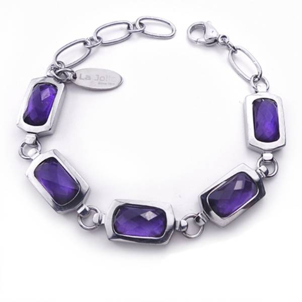 Chopin Etude Op 10 No.5 - Amethyst - Bracelet titanium germanium jewelry,bracelet,chains,bangles,couple bracelet,blood circulation,magnetite,La Jolla,neck strain,shoulder pain,massage,healthy,light, sedentary,prolonged standing,healthy,varices,ge