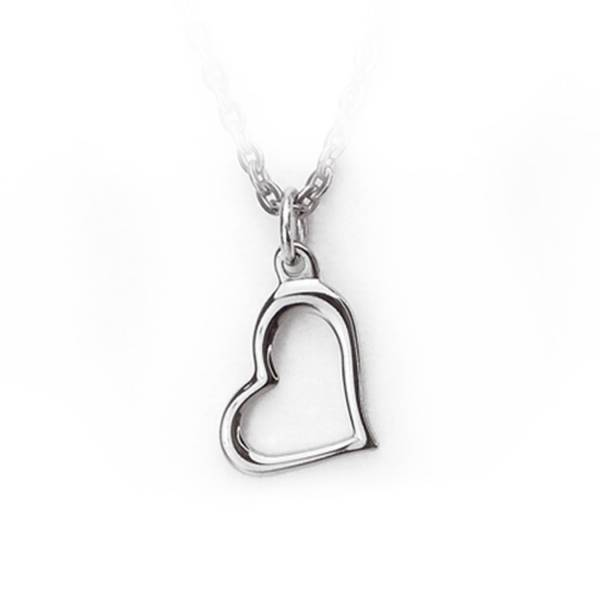 Outline of Love - Pendant titanium germanium jewelry,bracelet,chains,bangles,couple bracelet,blood circulation,magnetite,La Jolla,neck strain,shoulder pain,massage,healthy,light, sedentary,prolonged standing,healthy,varices,ge