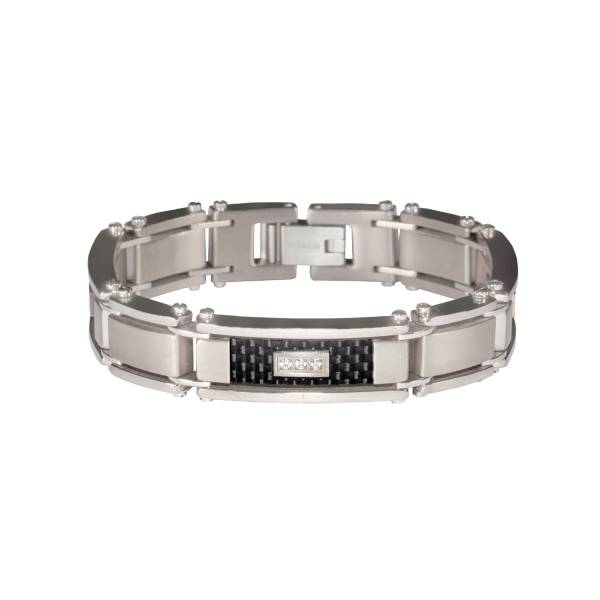Nocturne - Bracelet titanium germanium jewelry,bracelet,chains,bangles,couple bracelet,blood circulation,magnetite,La Jolla,neck strain,shoulder pain,massage,healthy,light, sedentary,prolonged standing,healthy,varices,ge