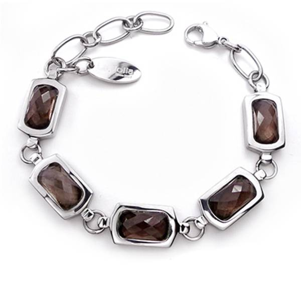 Chopin Etude Op 10 No.5 - Smoky Quartz - Bracelet titanium germanium jewelry,bracelet,chains,bangles,couple bracelet,blood circulation,magnetite,La Jolla,neck strain,shoulder pain,massage,healthy,light, sedentary,prolonged standing,healthy,varices,ge