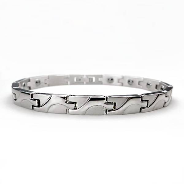 Surfing - All Germanium - Female Bracelet titanium germanium jewelry,bracelet,chains,bangles,couple bracelet,blood circulation,magnetite,La Jolla,neck strain,shoulder pain,massage,healthy,light, sedentary,prolonged standing,healthy,varices,ge