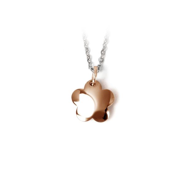 Peach Blossom - Rose Gold - Pendant titanium germanium jewelry,bracelet,chains,bangles,couple bracelet,blood circulation,magnetite,La Jolla,neck strain,shoulder pain,massage,healthy,light, sedentary,prolonged standing,healthy,varices,ge