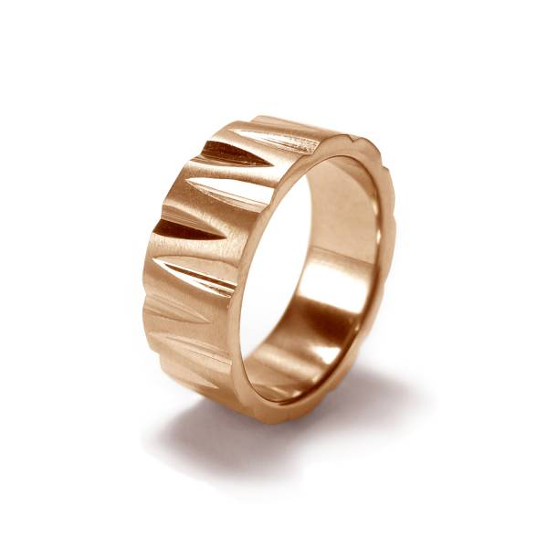 Wogue - Rose Gold - Male Ring Titanium ring,rings,engagement rings,valentine's day gift,daily apparel,gem,light,Christmas gift,lucky charm,girlfriend,boyfriend,accessories,propose