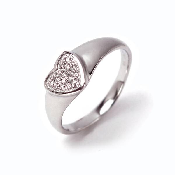 Angel's Heart - Female Ring Titanium ring,rings,engagement rings,valentine's day gift,daily apparel,gem,light,Christmas gift,lucky charm,girlfriend,boyfriend,accessories,propose