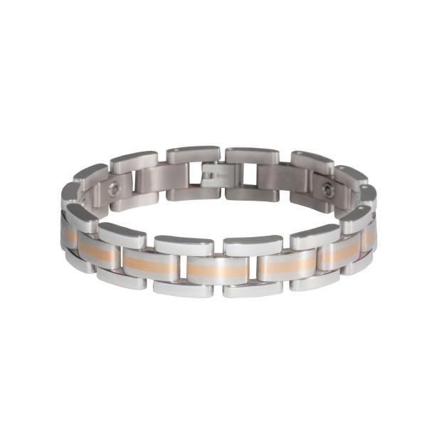 Heart of the Brave - Bracelet titanium germanium jewelry,bracelet,chains,bangles,couple bracelet,blood circulation,magnetite,La Jolla,neck strain,shoulder pain,massage,healthy,light, sedentary,prolonged standing,healthy,varices,ge