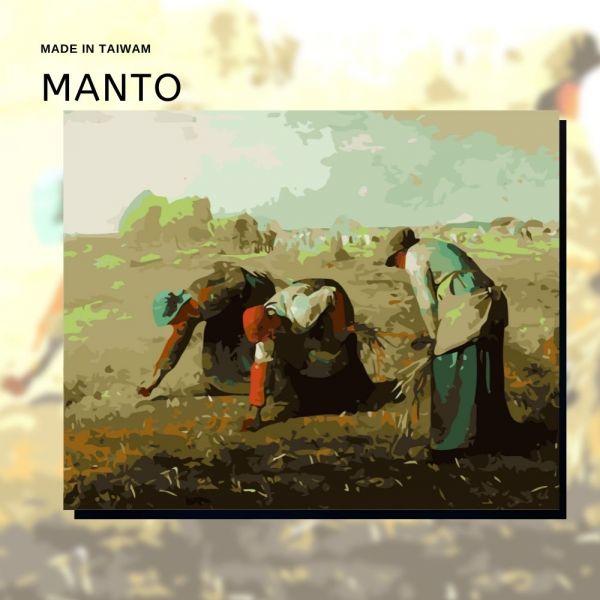 拾穗 MANTO創意數字油畫(4050) 羅馬,風景畫,數字油畫,manto,數字畫