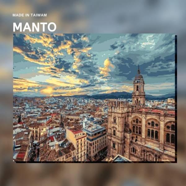 浮雲莫斯科|MANTO創意數字油畫(4050M) 浮雲莫斯科,貓咪,數字油畫,manto,台灣數字油畫,數字油畫批發,倫敦