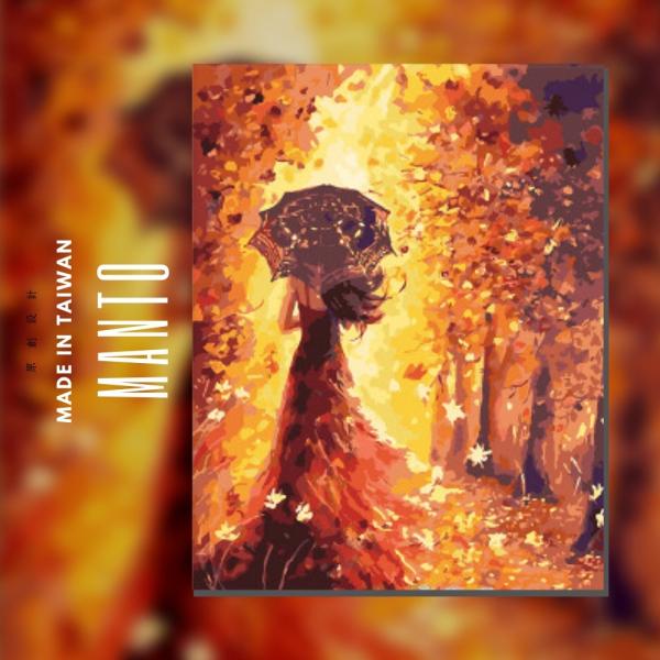 花香|MANTO創意數字油畫(4050M) 花香,風景畫,數字油畫,manto,台灣數字油畫,數字油畫批發,倫敦