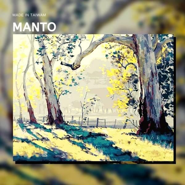 暖陽寄情|MANTO創意數字油畫(4050) 風景畫,數字油畫,manto,數字畫