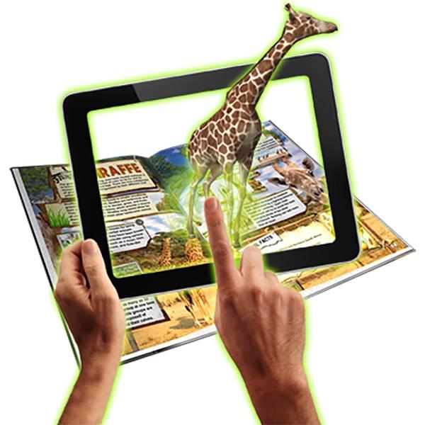 博寶樂《野生王國:AR互動智慧圖書》 AR互動體驗,博寶樂,愷兒國際,史前恐龍