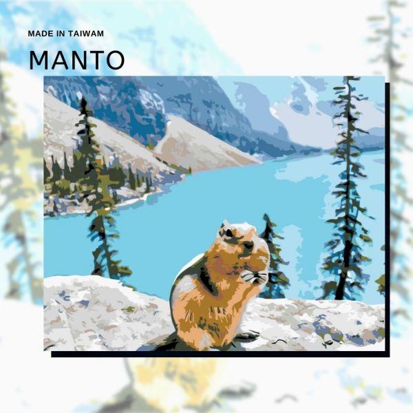 好想出國趣 MANTO創意數字油畫(4050) 風景畫,數字油畫,manto,數字畫