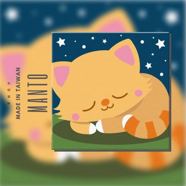 躲貓貓|MANTO創意數字油畫(3030) 貓,動物畫,MANTO,數字油畫,manto,台灣數字油畫,數字油畫批發,數字油畫團購