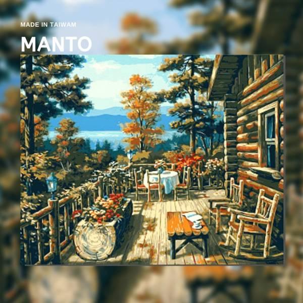 閒野阿拉斯加|MANTO創意數字油畫(4050M) 阿拉斯加,風景畫,數字油畫,manto,台灣數字油畫,數字油畫批發,數字油畫團購