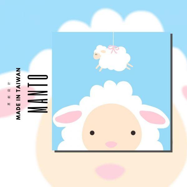 綿羊【現貨】|MANTO創意數字油畫(2020) 綿羊,旅行,數字油畫,manto,台灣數字油畫,數字油畫批發,數字油畫團購
