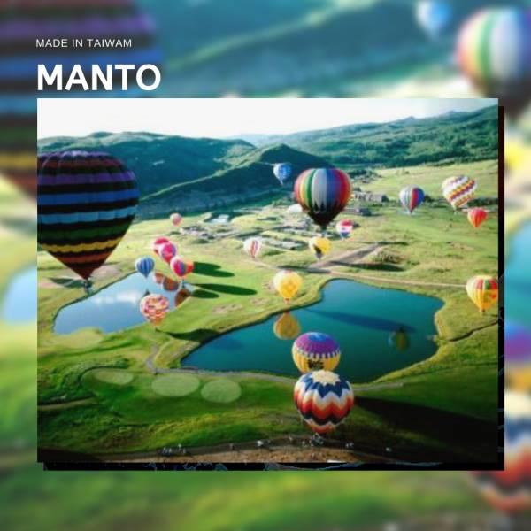 紐西蘭熱氣球節|MANTO創意數字油畫(4050M) 熱氣球,風景畫,數字油畫,manto,數字畫