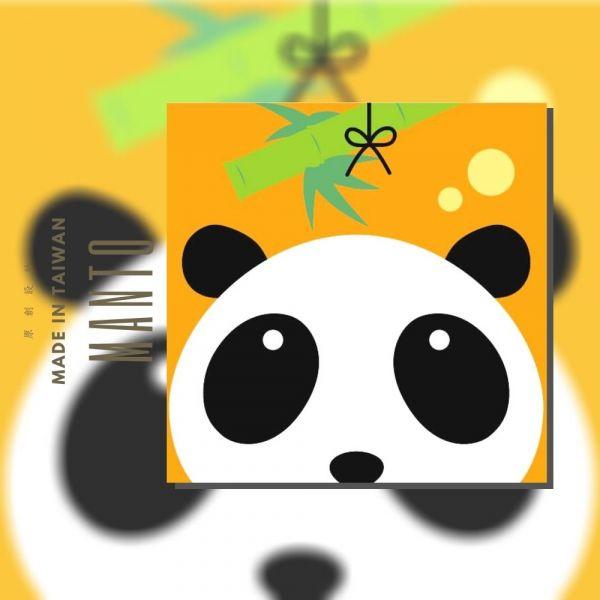 貓熊|MANTO創意數字油畫(2020) 貓熊,旅行,數字油畫,manto,台灣數字油畫,數字油畫批發,數字油畫團購