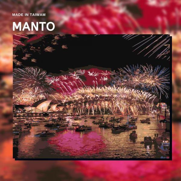 雪梨歌劇院【現貨】|MANTO創意數字油畫(4050) 雪梨歌劇院,風景畫,數字油畫,manto,數字畫