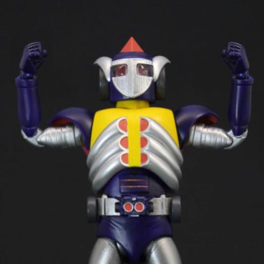 Evolution Toy / HAF / 宇宙鐵人天地雙龍 / 地龍俠 可動軟膠 Evolution Toy,HAF,宇宙鐵人天地雙龍,地龍俠