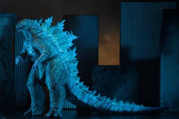 NECA / 哥吉拉II 怪獸之王 / 哥吉拉 Ver.2 2019 可動公仔 / Godzilla King of the Monsters NECA,哥吉拉II,怪獸之王,Ver.2,2019