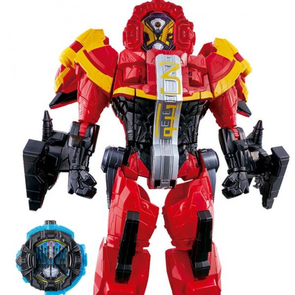 BANDAI 假面騎士ZI-O DX時空機器人 GEIZ模式&Diend騎士手錶  BANDAI,假面騎士,ZI-O,DX時空機器人,GEIZ模式&Diend騎士手錶
