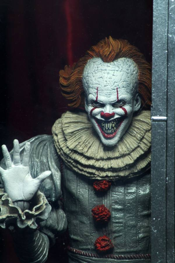 NECA IT牠 第二章 終極潘尼懷斯 2019 7寸可動公仔 Ultimate Pennywise 2019 NECA,IT牠,第二章,終極潘尼懷斯,2019,7寸可動公仔 Ultimate Pennywise 2019
