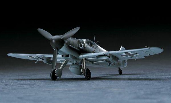 HASEGAWA 1/48 德國納粹 Bf 109G-6 戰鬥機 組裝模型 HASEGAWA,1/48,德國納粹,Bf 109G-6,戰鬥機