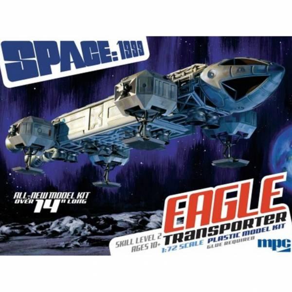 MPC 1/48 外太空1999 Eagle 2 運輸車 SPACE:1999 組裝模型 MPC,1/48,外太空1999,Eagle 2 運輸車,SPACE:1999 組裝模型
