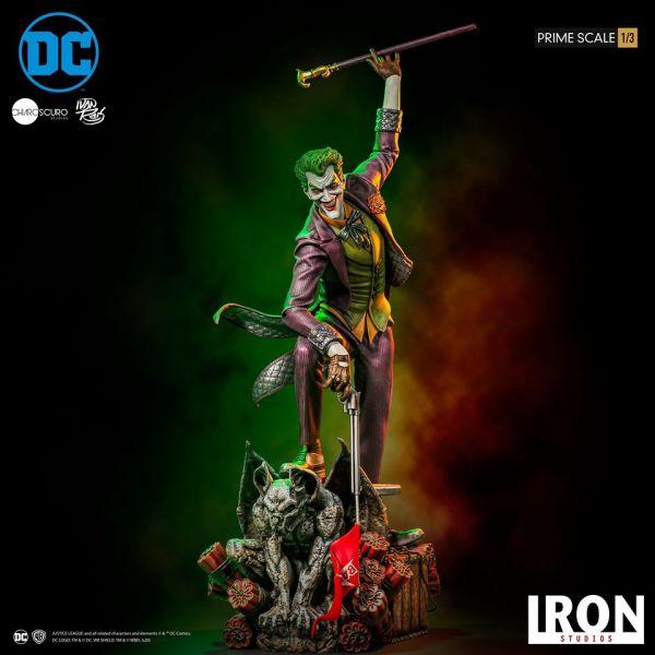 Iron Studio 1/3 DC Joker 小丑 by Ivan Reis  雕像 Iron Studios,1/3,DC,Joker,小丑,Ivan Reis,雕像
