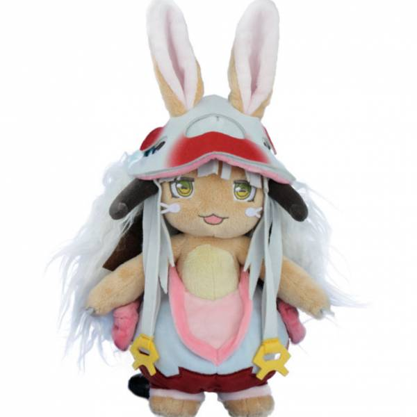 Chara-ani 來自深淵 娜娜奇 絨毛玩偶 H34cm Chara-ani,來自深淵,娜娜奇,絨毛玩偶,H34cm
