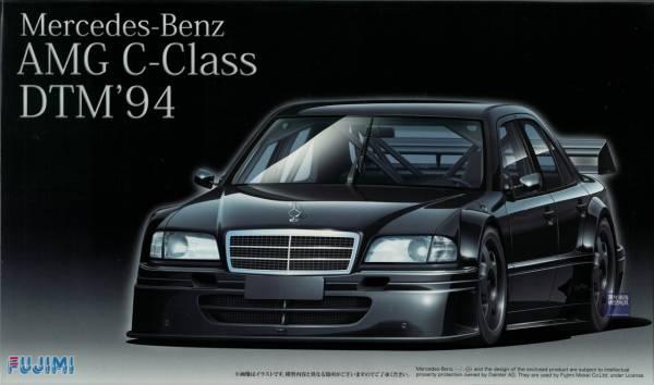 1/24 Benz AMG C Class DTM 1994 FUJIMI RS62 富士美 組裝模型 FUJIMI,1/24,RS,Mercedes-Benz,190E,2.5-16,Evolution,