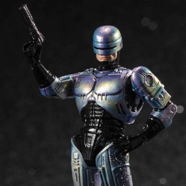 Hiya Toys 1/18 精緻迷你系列 機器戰警2 機器戰警 可動公仔 Hiya Toys,1/18,精緻迷你系列,機器戰警2