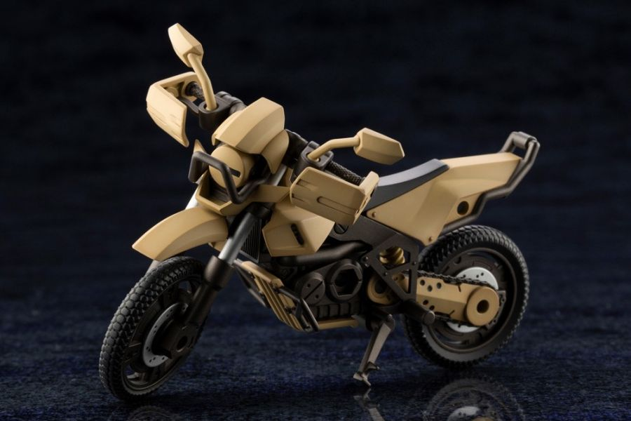 Kotobukiya 壽屋 1/24 Hexa Gear 六角機牙 潛視摩托車 沙漠色 組裝模型 Kotobukiya,1/24,Hexa Gear,六角機牙,潛視摩托車,沙漠色,組裝模型